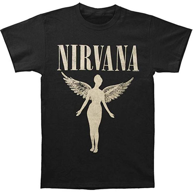 Nirvana In Utero Tour T-Shirt