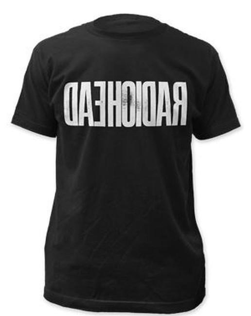 Radiohead Backwards T-Shirt