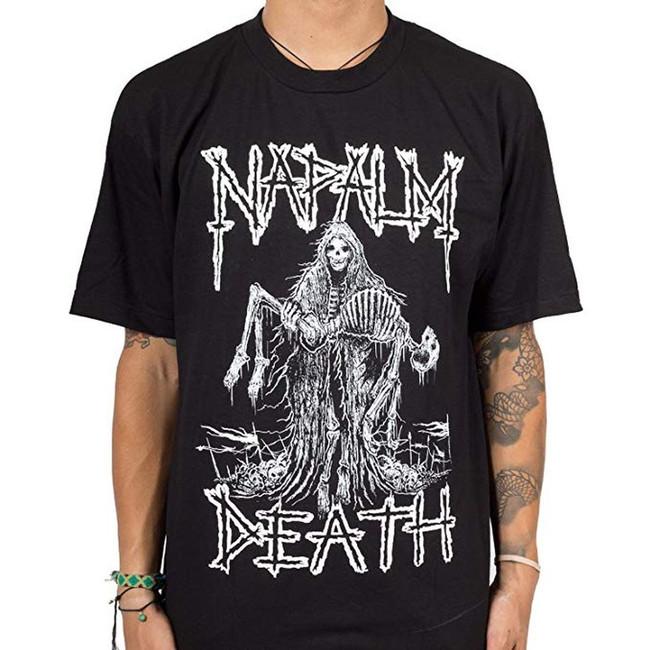 Napalm Death Reaper T-Shirt