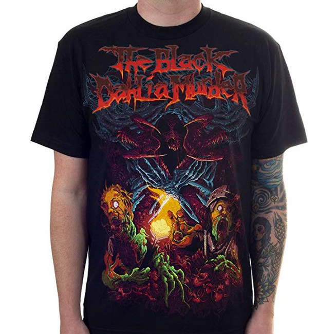 The Black Dahlia Murder Catacomb Hecatomb T-Shirt