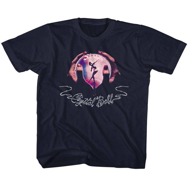 Styx Crystal Ball Navy Children's T-Shirt