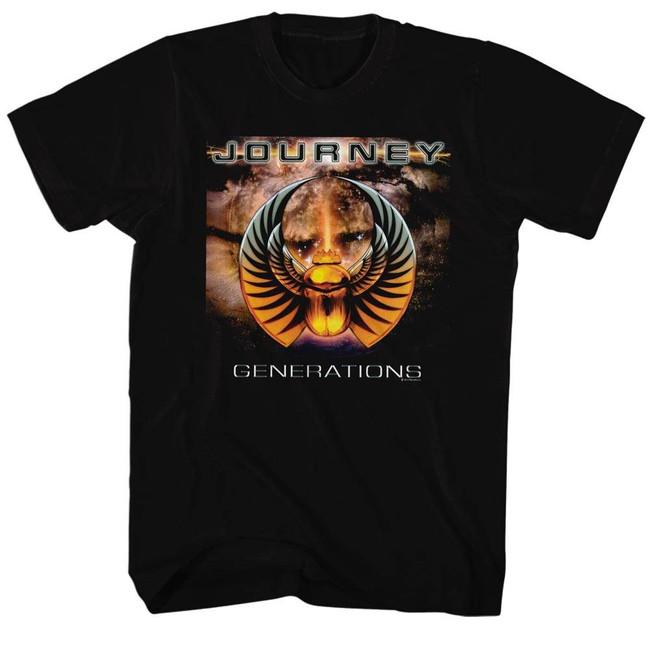 Journey Generations Black Adult T-Shirt