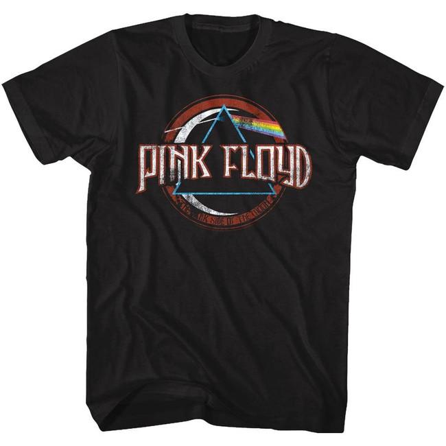 Pink Floyd Black Adult T-Shirt