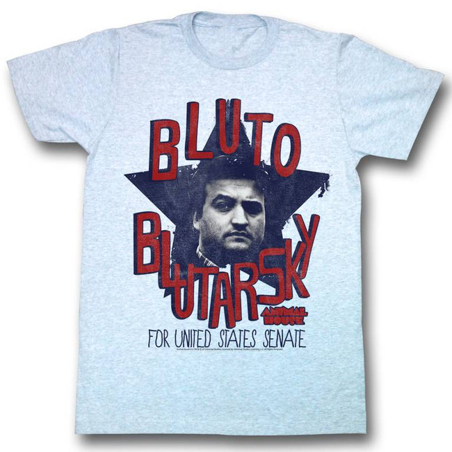 Animal House Bluto Heather Adult T-Shirt