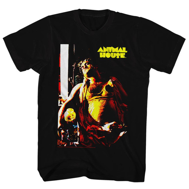 Animal House Black Adult T-Shirt