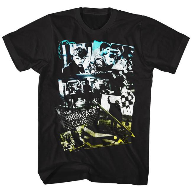 Breakfast Club Black Adult T-Shirt