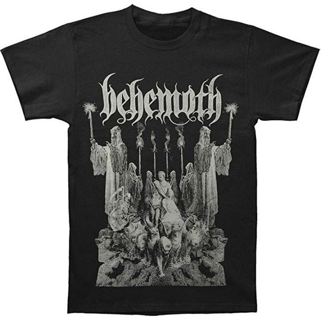 Behemoth Corpse Candle T-Shirt