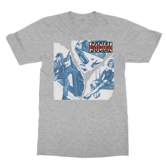 Social Distortion Bootleg T-Shirt