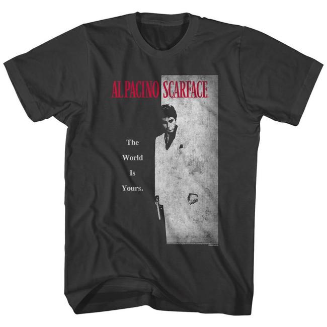Scarface Every Dog Smoke T-Shirt