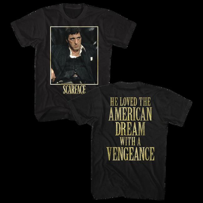 Scarface Bad Guy Black T-Shirt