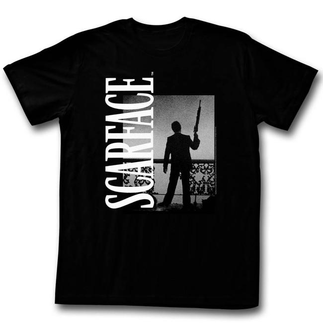 Scarface DonÕt Black T-Shirt