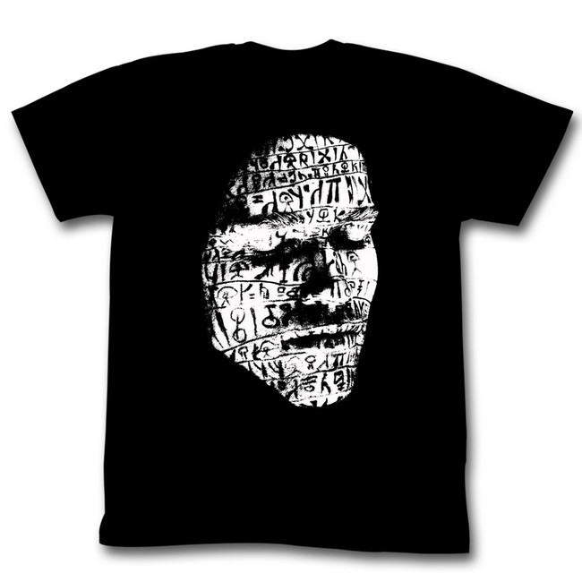 Conan The Barbarian Draw On My Face Black Adult T-Shirt
