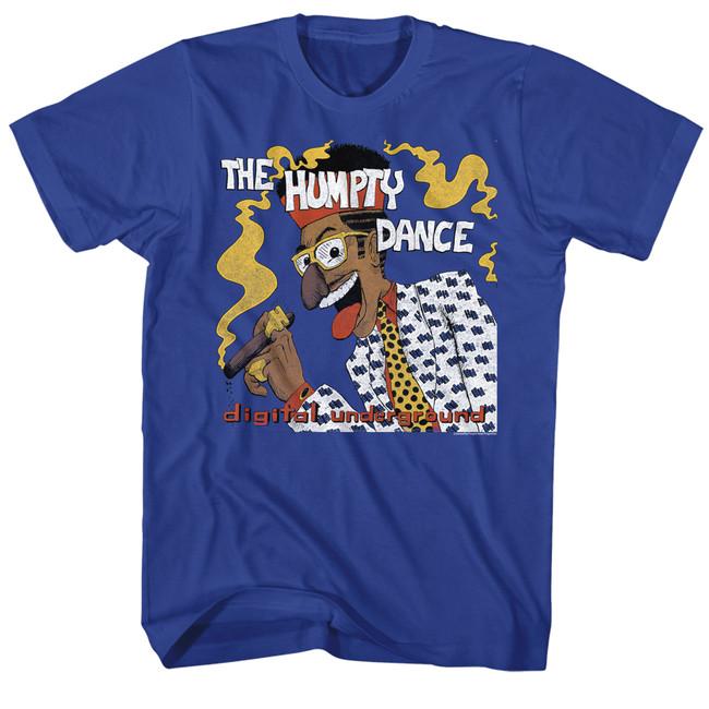 Digital Underground Humpty Royal Adult T-Shirt