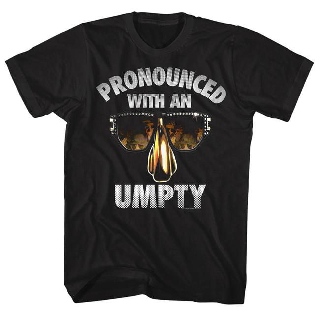 Digital Underground Umpty Black Adult T-Shirt