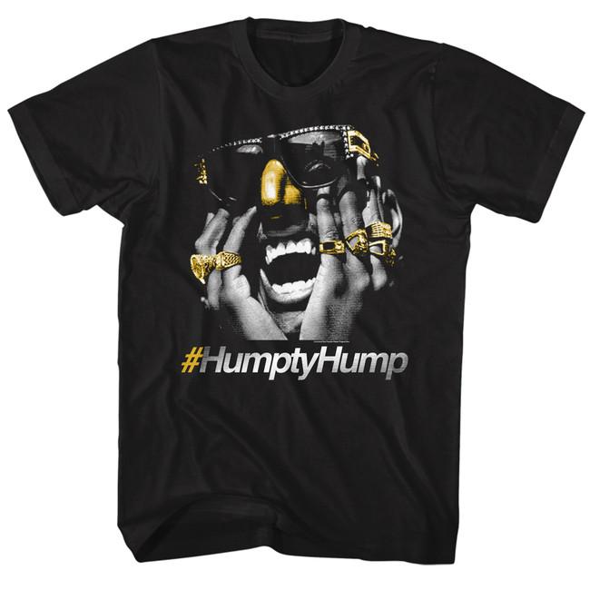 Digital Underground Humpty Hump Black Adult T-Shirt