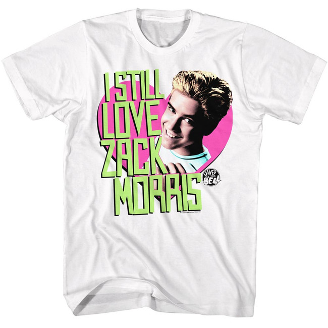 Saved by the Bell Always White T-Shirt