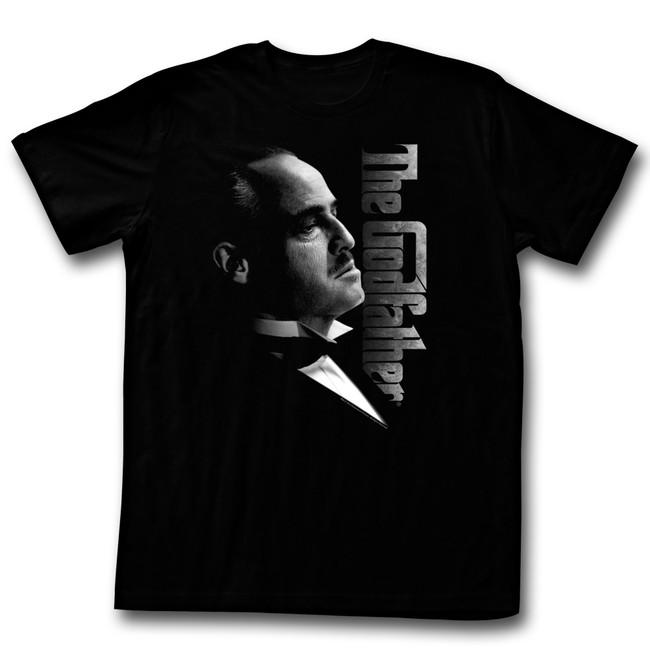 Godfather Profilin' Black Adult T-Shirt