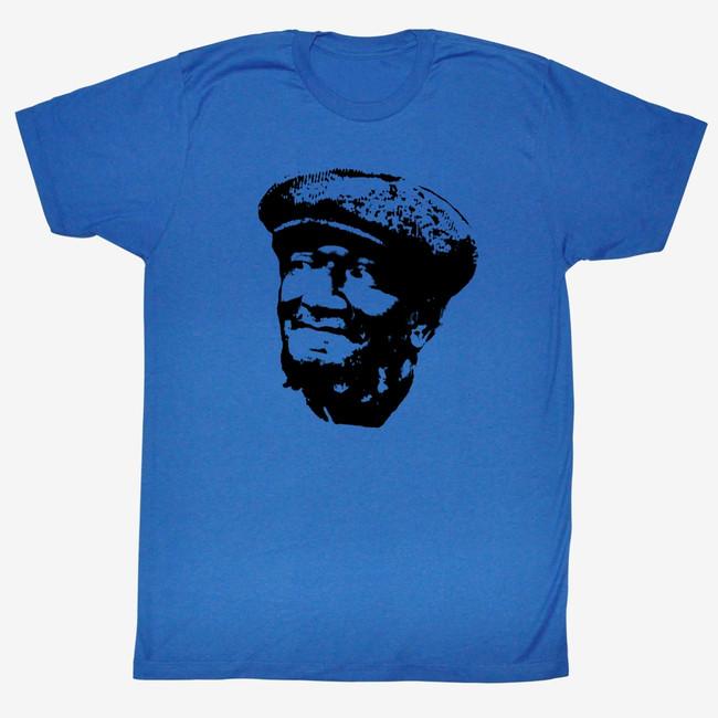 Redd Foxx Sanford and Son Revolution Royal T-Shirt
