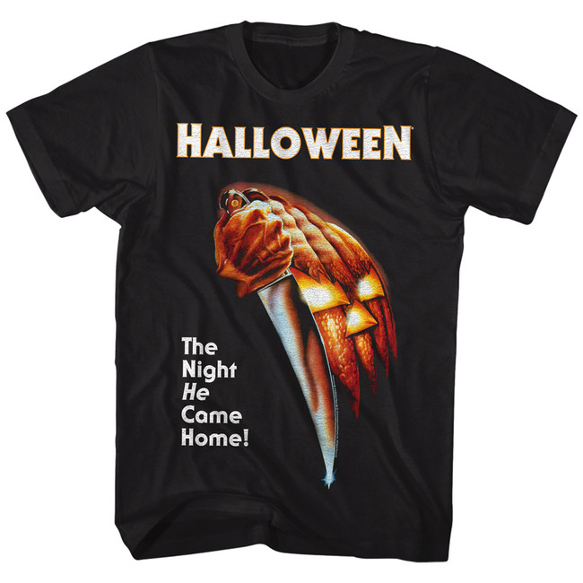 Halloween This Is Halloween Black Adult T-Shirt