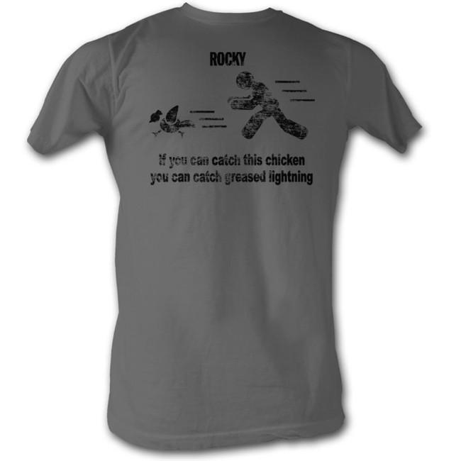 Rocky Catch This Graphite Heather T-Shirt