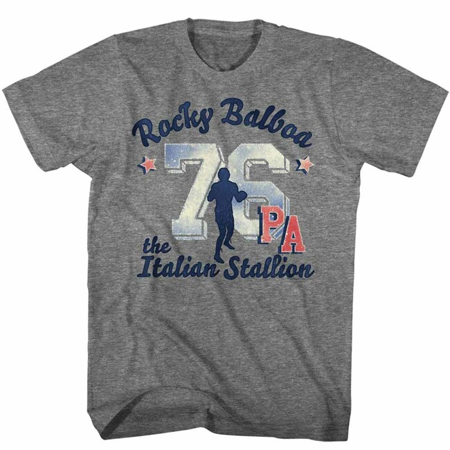 Rocky Athletic 76 Graphite Heather T-Shirt