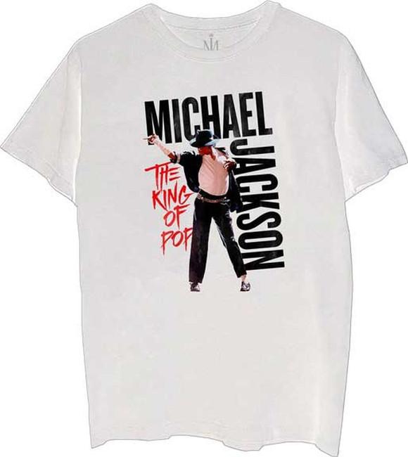 Michael Jackson King Of Pop T-Shirt