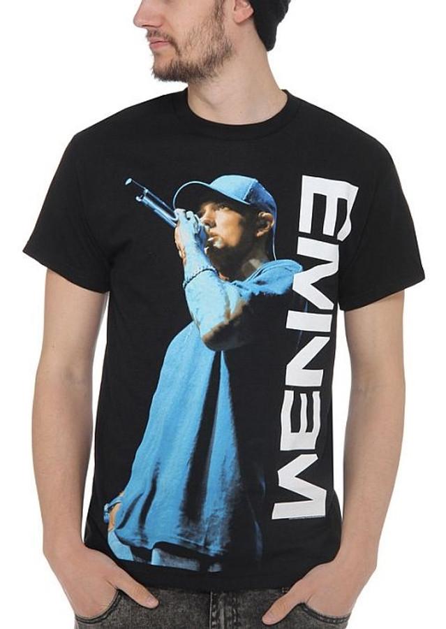 Eminem On The Mic T-Shirt