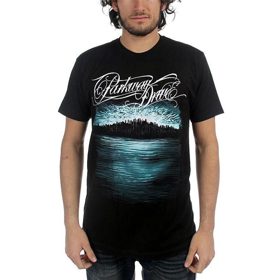 Parkway Drive Deep Blue Skyline T-Shirt