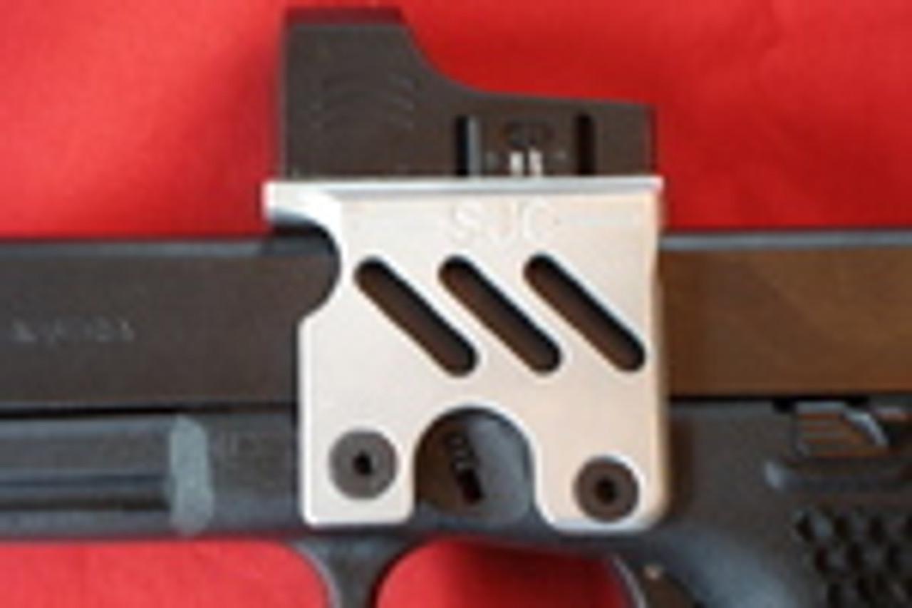 SJC Micro Dot Mount for Glocks