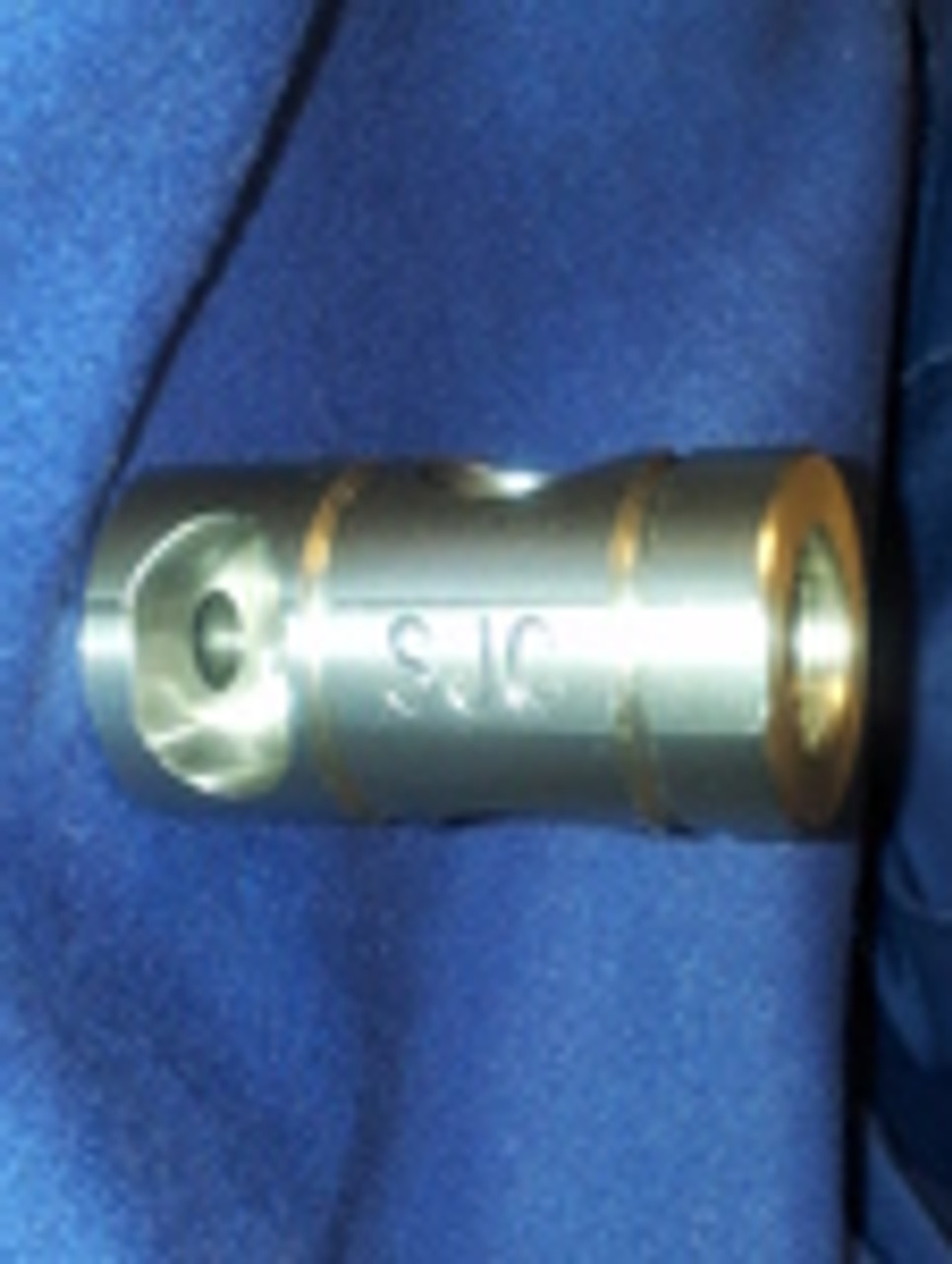 SJC 3 port Stainless Steel 22 cal comp