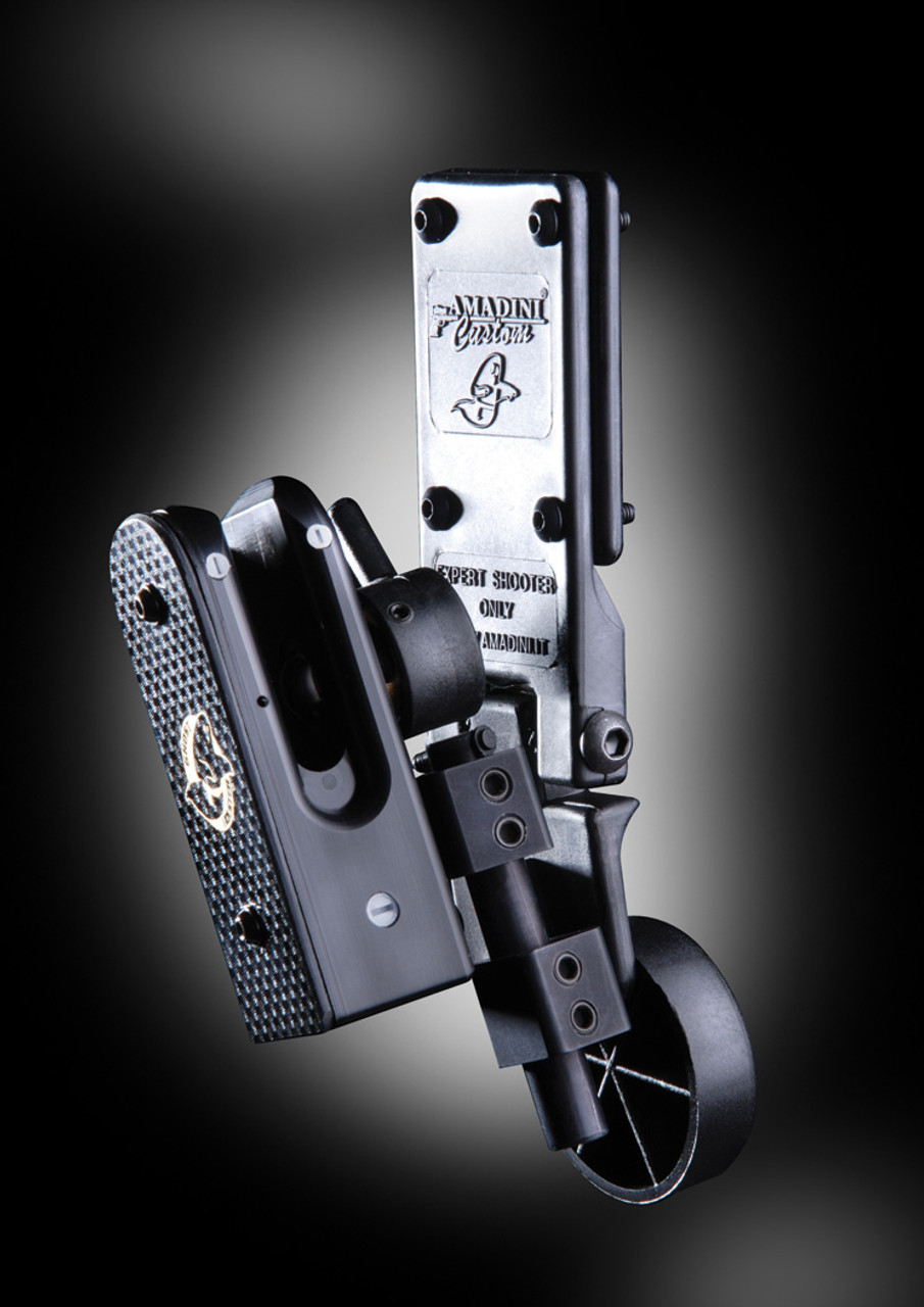 SJC Ghost Holster Frame Weight Modification