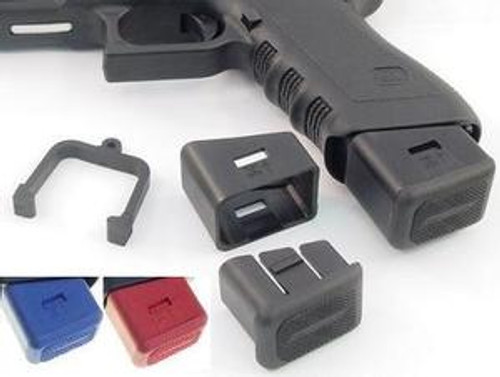 Arredondo Glock base pad extensions