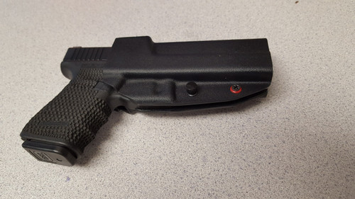 kydex moulded holster for sjc frame weight