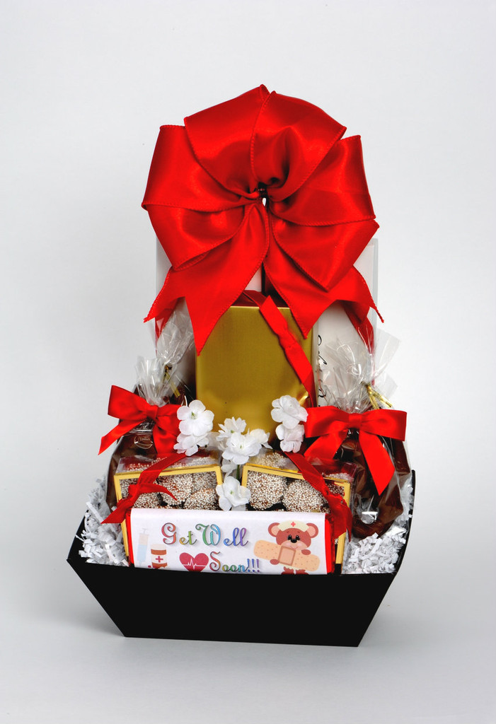 Get Well Basket Small