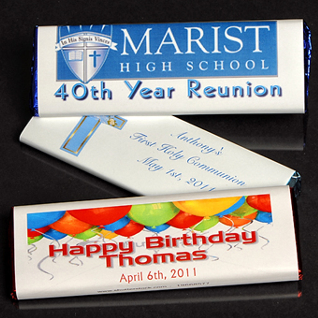 Personalized Bars
