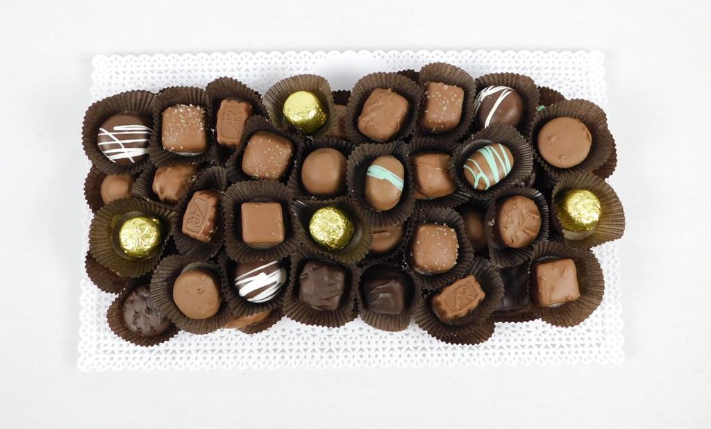 2 Pound Chocolate Tray