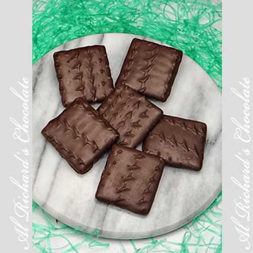 Graham Crackers (Dark Chocolate)