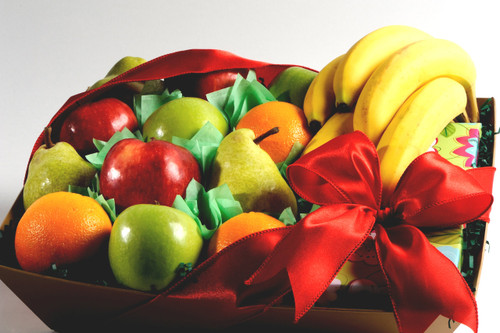 Fruit Gift Tray Basket #400C