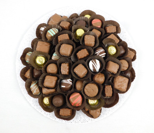 3 Pound Chocolate Tray