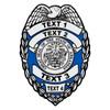 Custom Arkansas Badge Decal