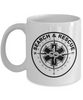 Search & Rescue 11 oz. White Coffee Mug