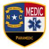NC Paramedic Certified Decal