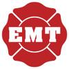 EMT on Maltese Cross Decal