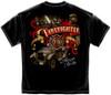 Antique Firefighter T-Shirt (THD006)
