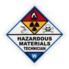Hazardous Materials Technician Decal