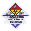 Hazardous Materials Technician Patch