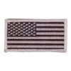 Black Subdued American Flag Patch