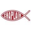 Chaplain Christian Fish Decal
