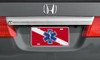 Dive Flag with Star of Life Auto License Plate