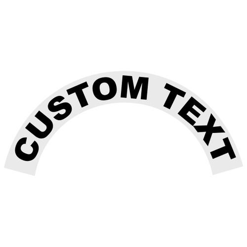 Custom Helmet Crescent